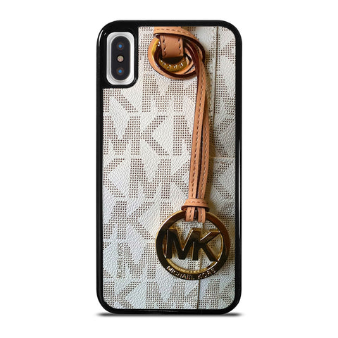 MICHAEL KORS MK WHITE iPhone X / XS Case Cover