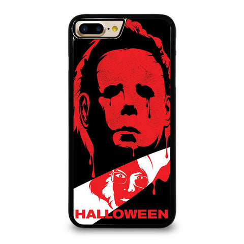 MICHAEL MYERS HALLOWEEN CLIP ART iPhone 7 / 8 Plus Case Cover