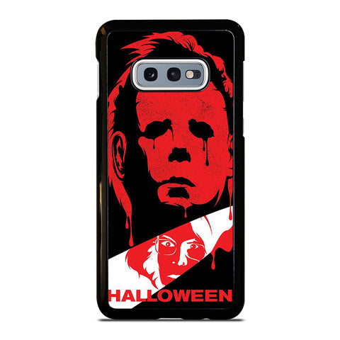 MICHAEL MYERS HALLOWEEN CLIP ART Samsung Galaxy S10e Case Cover