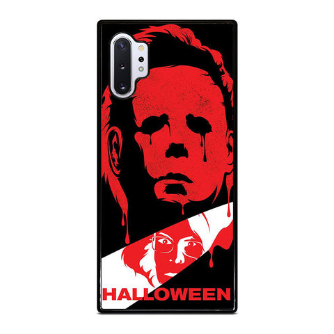 MICHAEL MYERS HALLOWEEN CLIP ART Samsung Galaxy Note 10 Plus Case Cover