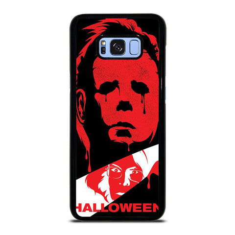 MICHAEL MYERS HALLOWEEN CLIP ART Samsung Galaxy S8 Plus Case Cover