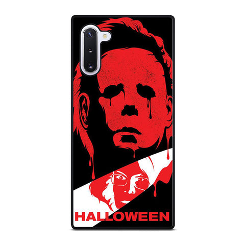 MICHAEL MYERS HALLOWEEN CLIP ART Samsung Galaxy Note 10 Case Cover
