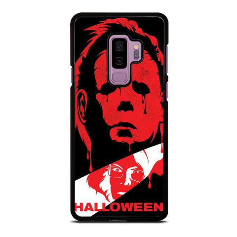 MICHAEL MYERS HALLOWEEN CLIP ART Samsung Galaxy S9 Plus Case Cover