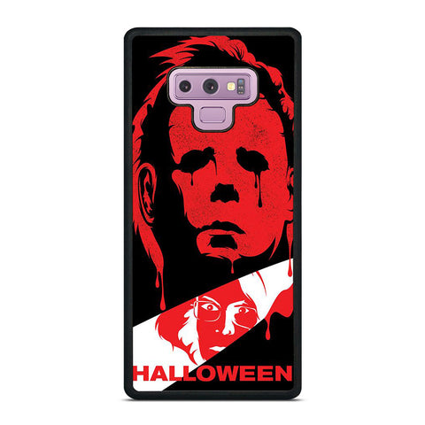 MICHAEL MYERS HALLOWEEN CLIP ART Samsung Galaxy Note 9 Case Cover