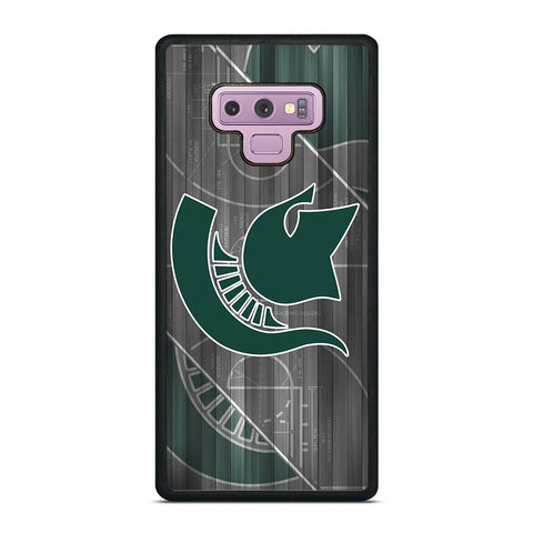 MICHIGAN STATE SPARTANS  LOGO Samsung Galaxy Note 9 Case Cover