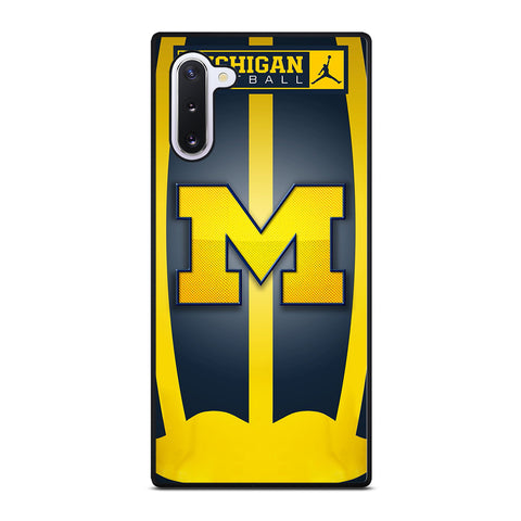 MICHIGAN WOLVERINES LOGO Samsung Galaxy Note 10 Case Cover