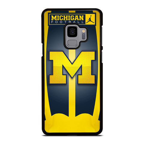 MICHIGAN WOLVERINES LOGO Samsung Galaxy S9 Case Cover