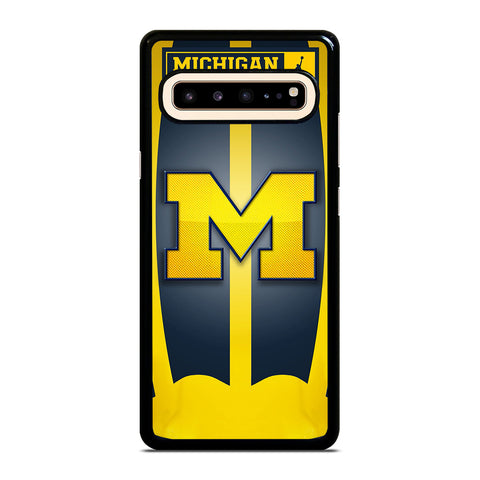 MICHIGAN WOLVERINES LOGO Samsung Galaxy S10 5G Case Cover
