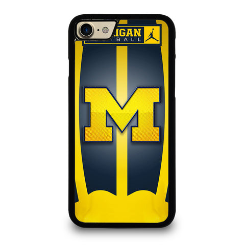 MICHIGAN WOLVERINES LOGO iPhone 7 / 8 Case Cover
