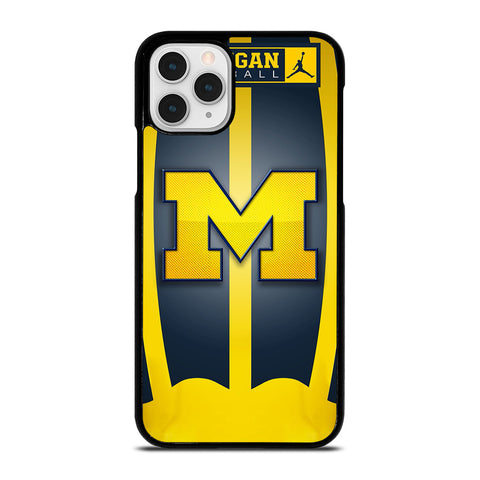 MICHIGAN WOLVERINES LOGO iPhone 11 Pro Case Cover