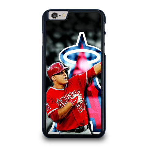 MIKE TROUT LOS ANGELES ANGELS iPhone 6 / 6S Plus Case Cover