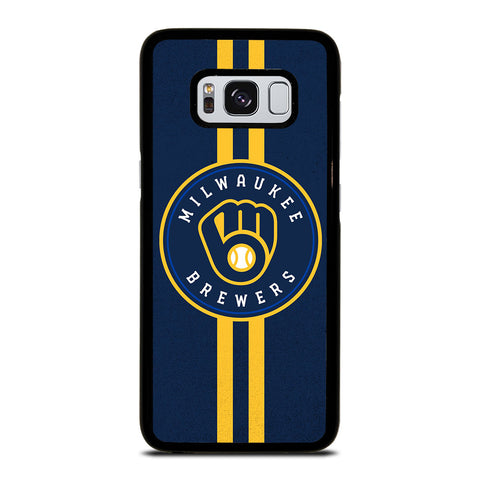 MILWAUKEE BREWERS LOGO Samsung Galaxy S8 Case Cover