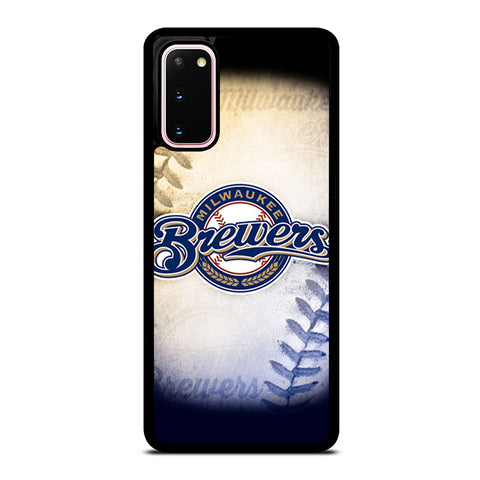 MILWAUKEE BREWERS MLB LOGO Samsung Galaxy S20 Case Cover