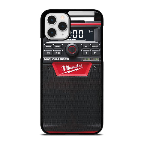 MILWAUKEE JOBSITE RADIO M18 iPhone 11 Pro Case Cover