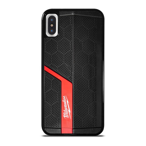 MILWAUKEE JOBSITE SPEAKER iPhone X / XS Case Cover