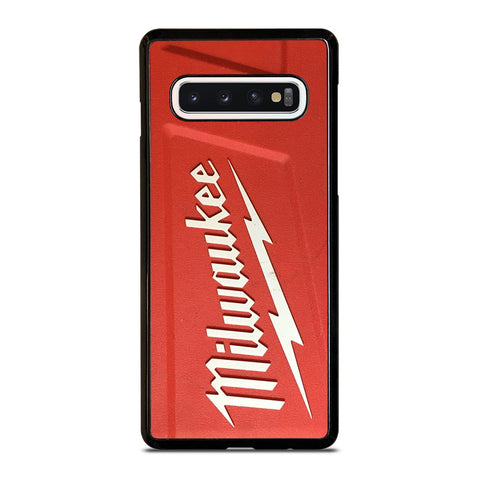 MILWAUKEE LOGO  TOOL Samsung Galaxy S10 Case Cover