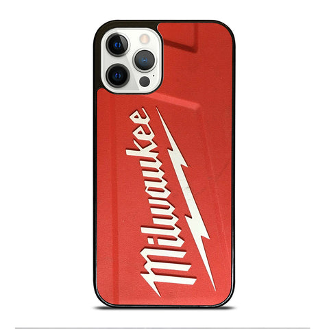 MILWAUKEE LOGO  TOOL iPhone 12 Pro Case Cover