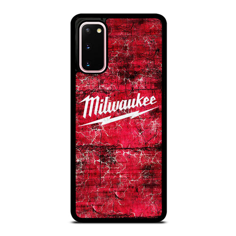 MILWAUKEE TOOL LOGO Samsung Galaxy S20 Case Cover