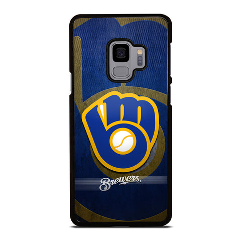 MILWAUKEE BREWERS MLB Samsung Galaxy S9 Case Cover