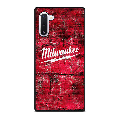 MILWAUKEE TOOL LOGO Samsung Galaxy Note 10 Case Cover