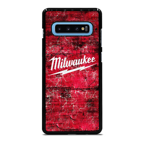 MILWAUKEE TOOL LOGO Samsung Galaxy S10 Plus Case Cover