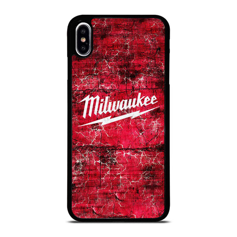MILWAUKEE TOOL LOGO iPhone XS Max Case Cover