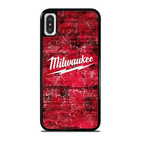 MILWAUKEE TOOL LOGO iPhone X / XS Case Cover