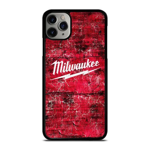 MILWAUKEE TOOL LOGO iPhone 11 Pro Max Case Cover