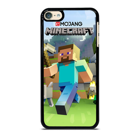 MINECRAFT STEVE MOJANG iPod Touch 6 Case