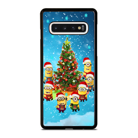 MINION CHRISTMAS Samsung Galaxy S10 Case Cover