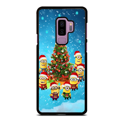 MINION CHRISTMAS Samsung Galaxy S9 Plus Case Cover