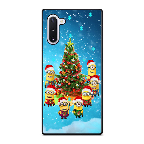 MINION CHRISTMAS Samsung Galaxy Note 10 Case Cover