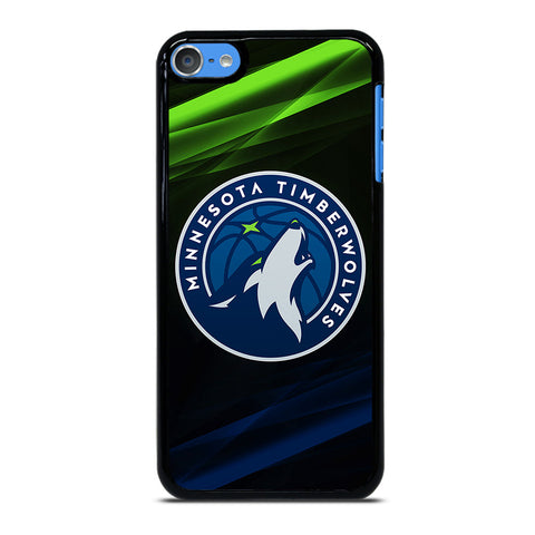 MINNESOTA TIMBERWOLVES  LOGO iPod Touch 7 Case