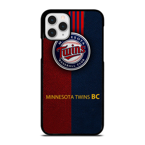 MINNESOTA TWINS  BASEBALL CLUB iPhone 11 Pro Case Cover