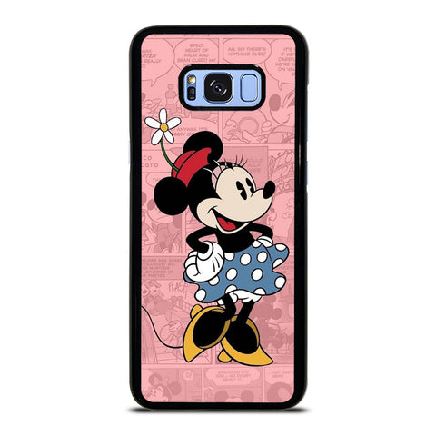MINNIE MOUSE DISNEY COMIC Samsung Galaxy S8 Plus Case Cover
