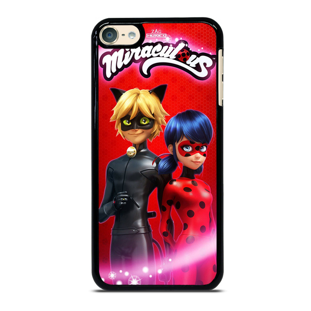 Fortnite Ipod Touch 6 Miraculous Ladybug Cat Noir Ipod Touch 6 Case Casesummer