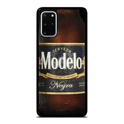 MODELO ESPECIAL BLACK BEER Samsung Galaxy S20 Plus Case Cover