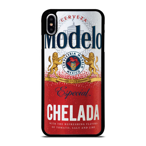 MODELO ESPECIAL CHELADA BEER iPhone XS Max Case Cover