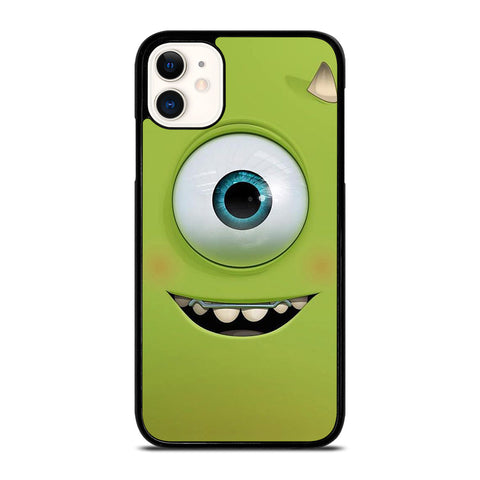 MONSTERS INC MIKE FACE iPhone 11 Case Cover