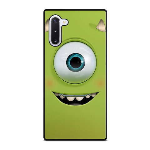 MONSTERS INC MIKE FACE Samsung Galaxy Note 10 Case Cover
