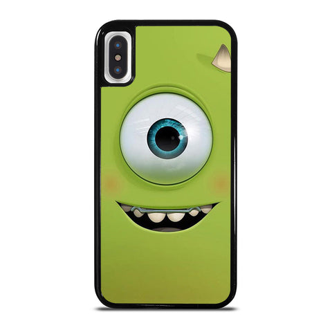 MONSTERS INC MIKE FACE iPhone X / XS Case Cover