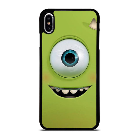 MONSTERS INC MIKE FACE iPhone XS Max Case Cover