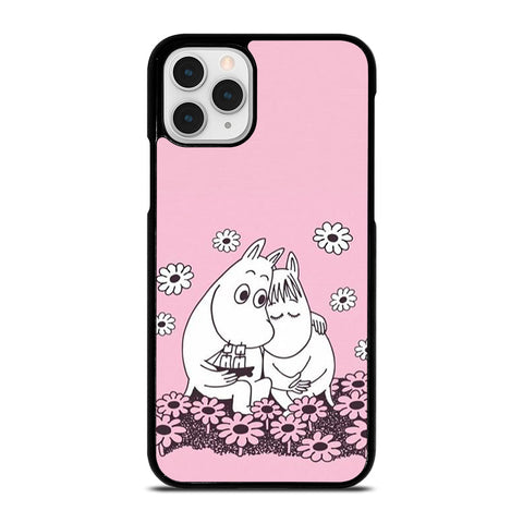 MOOMIN PINK iPhone 11 Pro Case Cover