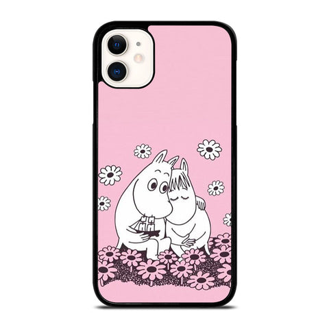 MOOMIN PINK iPhone 11 Case Cover