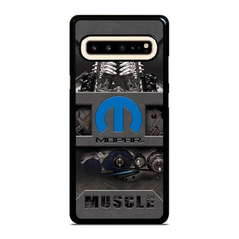 MOPAR MUSCLE ENGINE LOGO Samsung Galaxy S10 5G Case Cover
