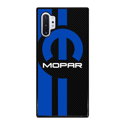 MOPAR CARBON LOGO Samsung Galaxy Note 10 Plus Case Cover