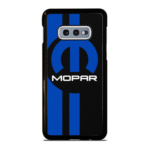 MOPAR CARBON LOGO Samsung Galaxy S10e Case Cover