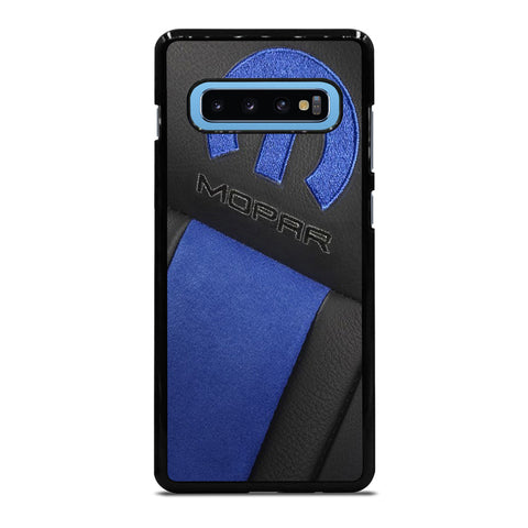MOPAR CAR EMBLEM Samsung Galaxy S10 Plus Case Cover
