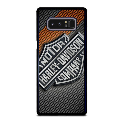 MOTOR HARLEY DAVIDSON COMPANY LOGO Samsung Galaxy Note 8 Case Cover