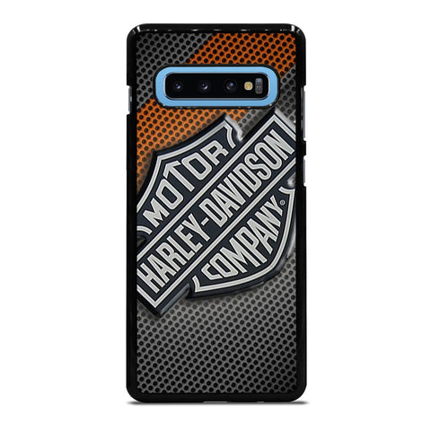 MOTOR HARLEY DAVIDSON COMPANY LOGO Samsung Galaxy S10 Plus Case Cover